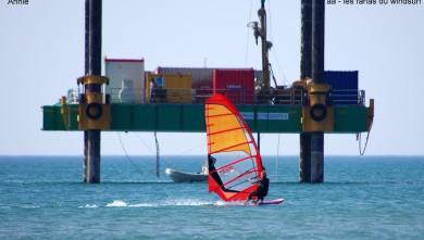 Wind report FR, Port-la-Nouvelle - Vieille Nouvelle (11) du 2014-07-24 12:00:00