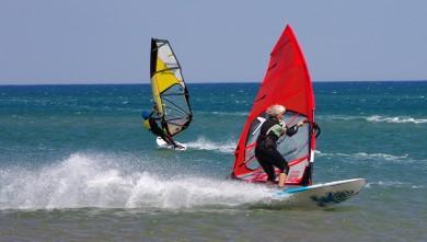 Wind report FR, Port-la-Nouvelle - Vieille Nouvelle (11) du 2014-07-27 12:00:00