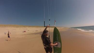 Wind report FR, Le Porge (33) du 2014-07-27 12:00:00