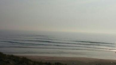 wave report FR, Le Porge (33) du 2014-07-24 20:00:00