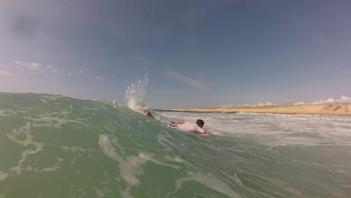 wave report FR, Le Porge (33) du 2014-08-04 12:00:00