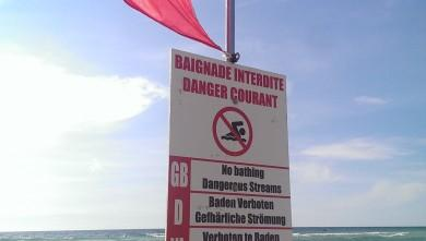 Wind report FR, Biscarrosse Plage (40) du 2014-08-05 15:00:00