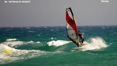 Wind report FR, Saint-Cyprien - La Nord (66) du 2014-08-08 12:00:00