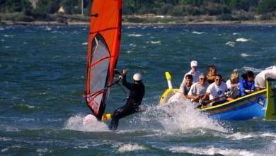 Wind report FR, Le Barcarès - Cap Coudalère  (66) du 2014-08-16 12:00:00