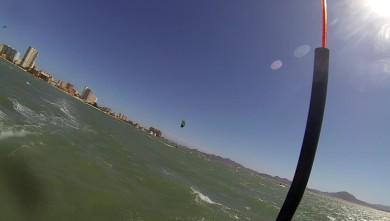 Surf report FR, Leucate - La Franqui (11) du 2014-08-23 10:00:00