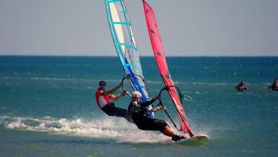 Wind report FR, Port-la-Nouvelle - Vieille Nouvelle (11) du 2014-09-01 12:00:00