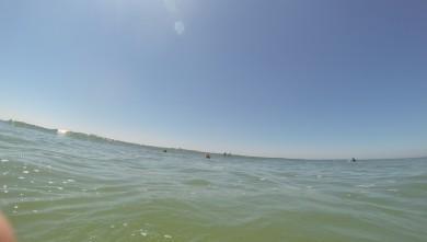 Surf report FR, Le Porge (33) du 2014-09-07 12:00:00