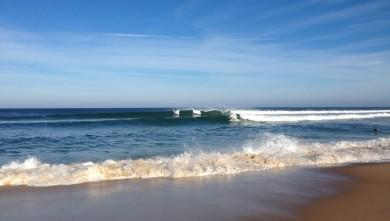 Surf report FR, Le Porge (33) du 2014-09-13 09:00:00