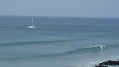 Surf report FR, Quiberon - Port Rhu (56) du 2014-09-14 14:00:00
