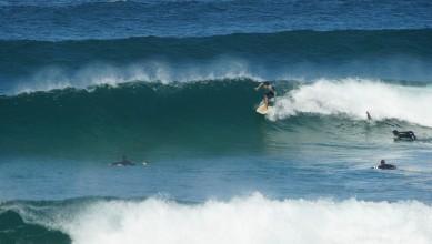 Surf report FR, Le Porge (33) du 2014-09-18 09:00:00