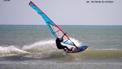 Wind report FR, Port-la-Nouvelle - Vieille Nouvelle (11) du 2014-09-24 12:00:00