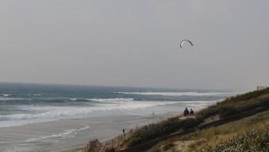 Wind report FR, Biscarrosse Plage (40) du 2014-09-24 12:00:00