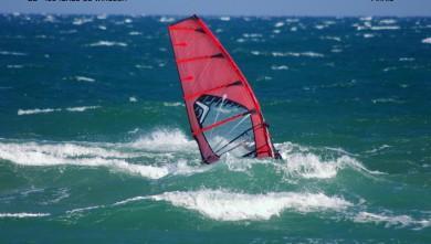 Wind report FR, Saint-Cyprien - Plage de l'Art (66) du 2014-09-27 12:00:00