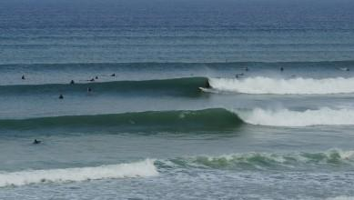 Surf report FR, Le Porge (33) du 2014-09-28 10:00:00