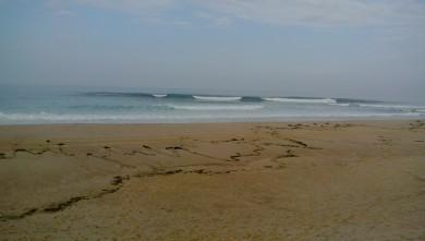 Surf report FR, Cap-Ferret - Plage de L'Horizon (33) du 2014-09-29 12:00:00