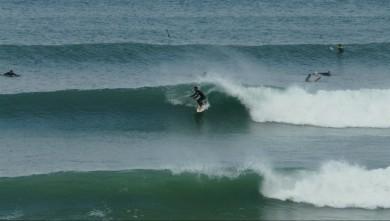Surf report FR, Le Porge (33) du 2014-09-28 11:00:00