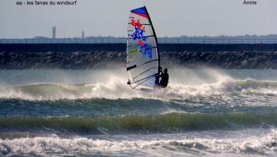 Wind report FR, Port-la-Nouvelle - Vieille Nouvelle (11) du 2014-10-01 12:00:00