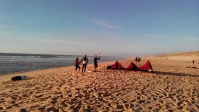 wind report FR, Le Porge (33) du 2014-10-01 12:00:00