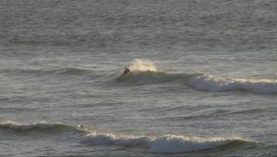 Wind report FR, Biscarrosse Plage (40) du 2014-10-01 16:00:00