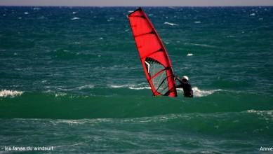 Wind report FR, Saint-Cyprien - Plage de l'Art (66) du 2014-10-12 12:00:00