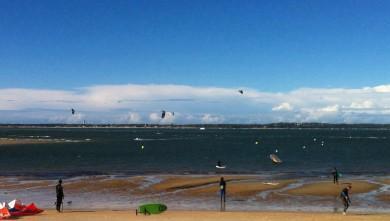 wind report FR, Arcachon - Les Arbousiers (33) du 2014-10-12 13:00:00