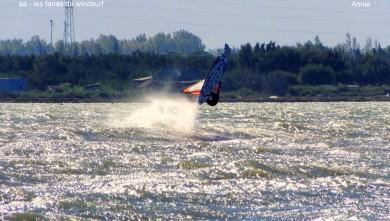 Wind report FR, Le Barcarès - Cap Coudalère  (66) du 2014-10-23 12:00:00