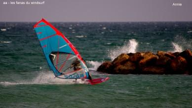 Wind report FR, Saint-Cyprien - Plage de l'Art (66)