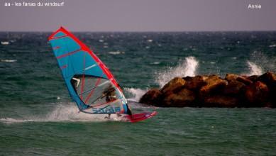 wind report FR, Saint-Cyprien - Plage de l'Art (66) du 2014-10-27 12:00:00