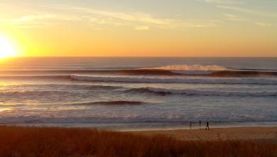 wave report FR, Cap-Ferret - Plage de L'Horizon (33) du 2014-10-27 16:00:00