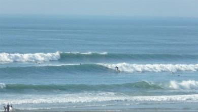 wave report FR, Le Porge (33) du 2014-10-29 15:00:00