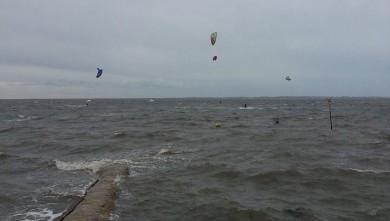 Wind report FR, Andernos - Le Betey (33) du 2014-11-03 12:00:00
