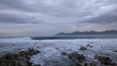 Surf report FR, Iles de Lérins (06) du 2014-11-05 09:00:00