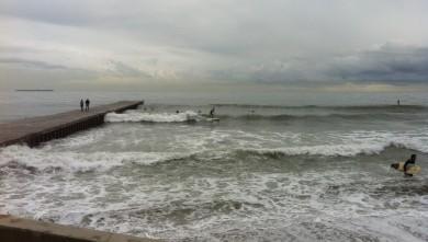 Surf report FR, Mandelieu - l'Aérospatiale (06) du 2014-11-05 12:00:00