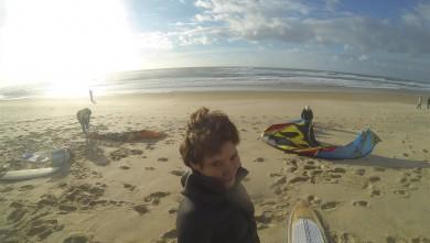 Wind report FR, Le Porge (33) du 2014-11-11 12:00:00