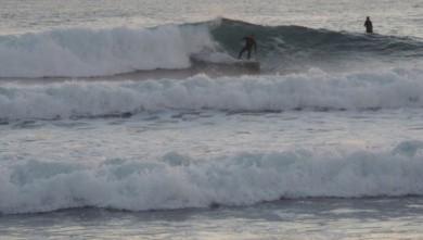 Surf report FR, Sausset-les-Pins - L'Hermitage (13) du 2014-11-16 15:00:00