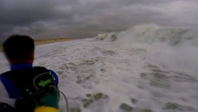 Wind report FR, La Lagune (33) du 2014-11-16 12:00:00