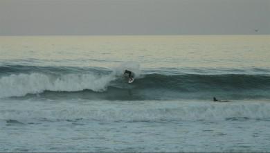 Surf report MA, La Bobine (MA) du 2014-11-18 15:00:00