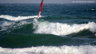 Wind report FR, Saint-Cyprien - Plage de l'Art (66) du 2014-11-22 12:00:00