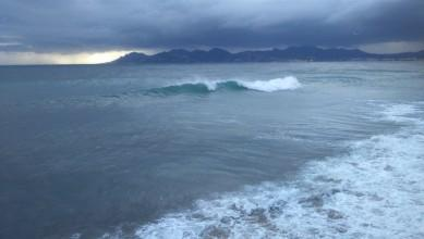 Surf report FR, Cannes - Palm Beach (06) du 2014-11-28 14:00:00