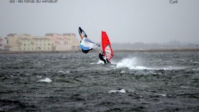 Wind report FR, Le barcarès - Le Téléski (66)