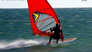 Wind report FR, Leucate - La Franqui (11) du 2014-12-25 12:00:00