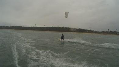 Wind report FR, Arcachon - Les Arbousiers (33) du 2014-12-27 14:00:00