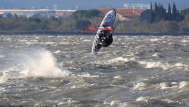 Wind report FR, Le Barcarès - Cap Coudalère  (66) du 2014-12-28 12:00:00