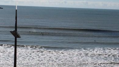 Surf report FR, Les Sables-d'Olonne - Grands Cheveaux (85) du 2015-02-15 12:30:00