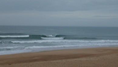 Surf report FR, Vieux Boucau (40) du 2015-05-04 08:25:00