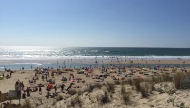 Surf report FR, Le Porge (33) du 2015-06-28 17:52:00