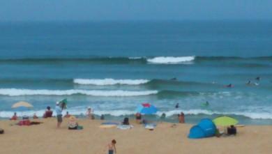 wave report FR, Vieux Boucau (40) du 2015-07-20 13:00:00