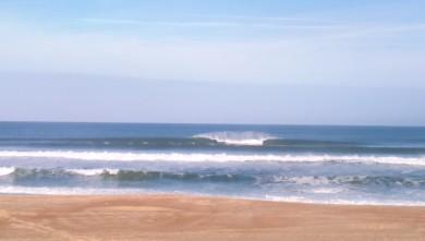 Surf report FR, Vieux Boucau (40) du 2015-08-16 08:50:00