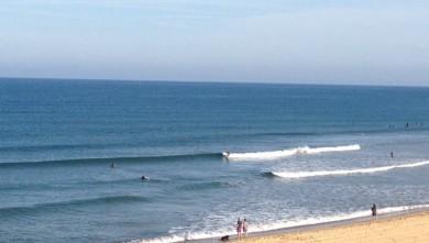 Surf report FR, Vieux Boucau (40) du 2015-08-20 09:11:00