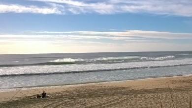 Surf report FR, La Salie (33) du 2015-10-10 15:00:00